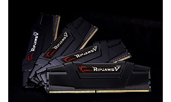 G.Skill Ripjaws V Black 64GB DDR4-3200 CL14 quad kit