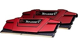 G.Skill Ripjaws V Red 16GB DDR4-3200 CL14 kit