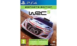 WRC 5, eSports Edition (PlayStation 4)