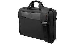 Everki Advance Compact 15.4 Laptop Briefcase Black