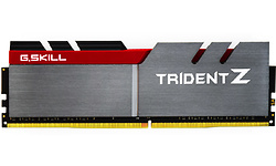 G.Skill Trident Z 32GB DDR4-3600 CL17 quad kit
