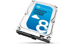 Seagate Enterprise Capacity 3.5 HDD 8TB (4Kn, SED)