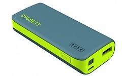 Cygnett ChargeUp 4400 Grey/Green