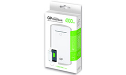 GP Powerbank GL343 4000 White