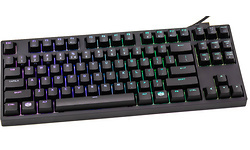 Cooler Master MasterKeys Pro S RGB Cherry MX Brown, Black (US)