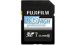 Fujifilm High Performance SDXC UHS-I 128GB