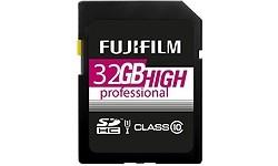 Fujifilm High Performance SDHC UHS-I 32GB