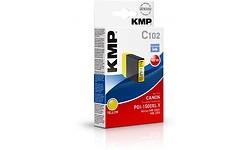 KMP C102 Yellow