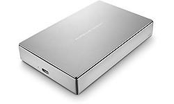 LaCie Porsche Design Mobile Drive 4TB Silver