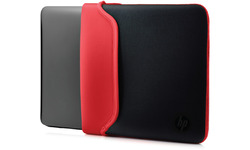 "HP 15.6"" Black/Orange Chroma Sleeve"