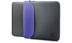 "HP 11.6"" Grey/Purple Chroma Sleeve"