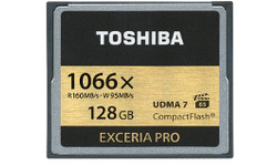 Toshiba Exceria Pro Compact Flash 128GB