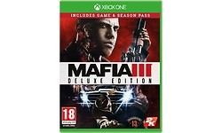 Mafia III, Deluxe Edition (Xbox One)