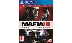 Mafia III, Deluxe Edition (PlayStation 4)