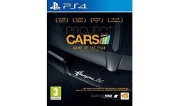 Project Cars, Game of the Year Edition (PlayStation 4)