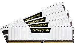 Corsair Vengeance LPX White 32GB DDR4-3000 CL16 quad kit