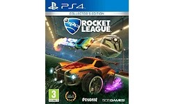 Rocket League, Collector's Edition (PlayStation 4)