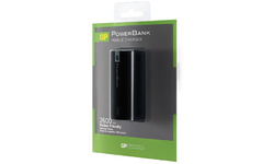 GP Powerbank 1C02A 2600 Black
