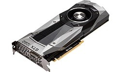 PNY GeForce GTX 1080 Founders Edition 8GB