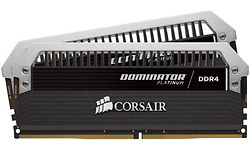 Corsair Dominator Platinum 8GB DDR4-4000 CL19 kit