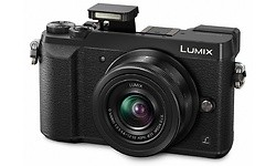 Panasonic Lumix DMC-GX80 12-32 kit Black