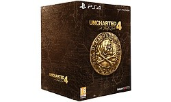 Uncharted 4, A Thief's End Libertalia Collector's Edition (PlayStation 4)