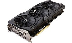 Asus GeForce GTX 1080 Strix OC 8GB