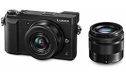 Panasonic Lumix DMC-GX80 12-32 + 35-100 kit Black