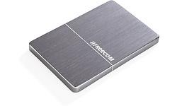 Freecom mHDD Mobile 2TB Metal Slim Silver