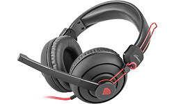 Genesis Natec H70 Black/Red