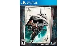 Batman: Return to Arkham (PlayStation 4)