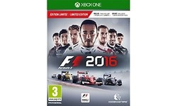 F1 2016, Limited Edition (Xbox One)