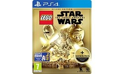 Lego Star Wars: The Force Awakens, Deluxe Edition (PlayStation 4)