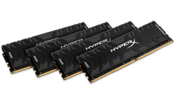 Kingston HyperX Predator 32GB DDR4-3000 CL15 quad kit