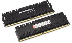 Kingston HyperX Predator 16GB DDR4-3333 CL16 kit