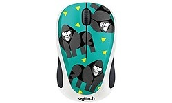 Logitech M238 Wireless Mouse Party Col- Gorilla