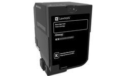 Lexmark 74C0H10 Black