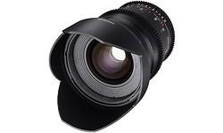 Samyang 24mm f/1.5 VDSLR II Sony E-Mount