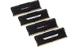 Corsair Vengeance LED 32GB DDR4-3200 CL16 quad kit