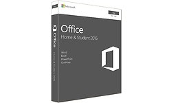 Microsoft Office Home Student 2016 Mac (DE)