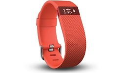 Fitbit Charge HR Large Orange