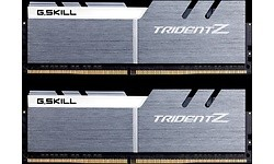 G.Skill Trident Z 32GB DDR4-3200 CL14 Silver/White quad kit