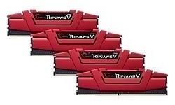 G.Skill Ripjaws V Red 32GB DDR4-3333 CL16 quad kit