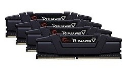 G.Skill Ripjaws V Black 64GB DDR4-3333 CL16 quad kit