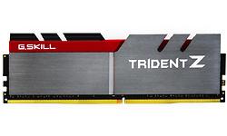 G.Skill Trident Z Silver/Red 64GB DDR4-3200 CL16 quad kit