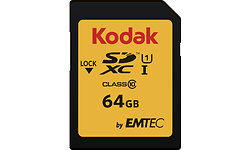 Emtec SDXC UHS-I 64GB