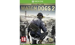 Watch Dogs 2, Gold Edition (Xbox One)