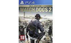Watch Dogs 2, Gold Edition (PlayStation 4)
