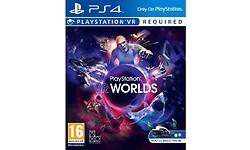 VR Worlds (PlayStation 4)