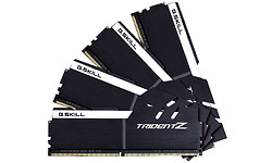 G.Skill Trident Z Black/White 64GB DDR4-3200 CL16 quad kit
